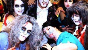 Zombies Invade Tesco