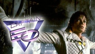 Barry's 'Captain EO' Facts