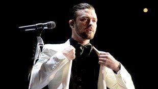 Justin Timberlake's Tribute To Michael