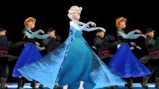 Frozen 'Thriller'