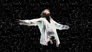Michael Returns As A Hologram