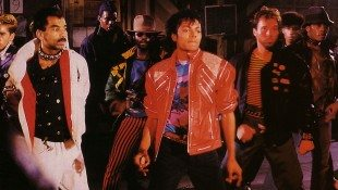 Popping To 'Beat It!'