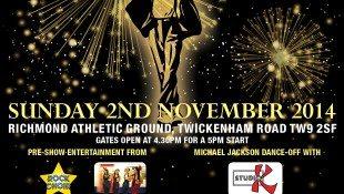 Richmond's MJ Themed Bonfire Event