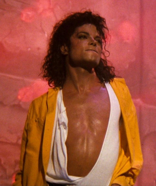 Sexy pics of michael jackson