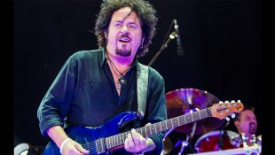 Toto's Steve Lukather On Michael