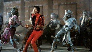 'Thriller' Still Tops Australian Chart
