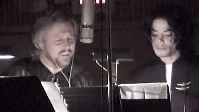 All In Your Name - Duet With Barry Gibb | Michael Jackson ...