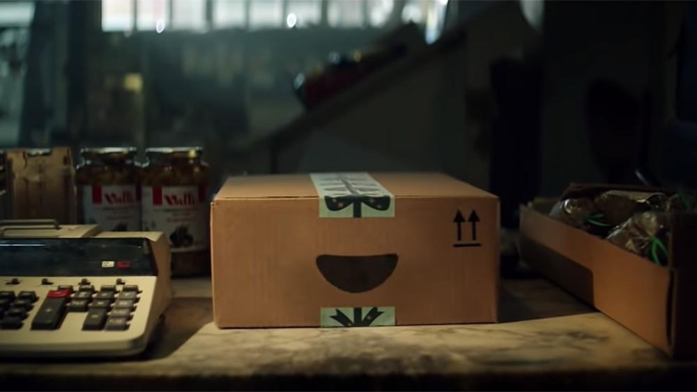 Amazon's 'Can You Feel It' Advert