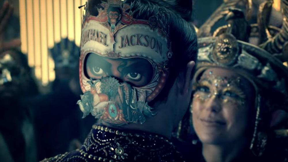 renommée mondiale achats en ligne à la vente New 'Behind The Mask' Video | Michael Jackson World Network