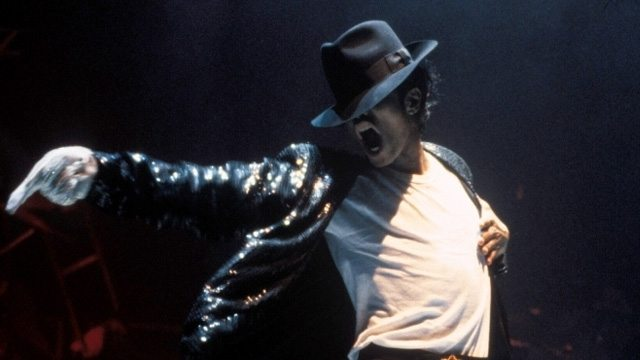 Billie Jean – Bad Tour Performance