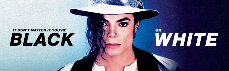 Michael Jackson song of the week