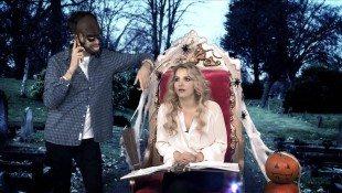 Britney's Witch!