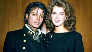 Brooke Shields Discusses Her Friendship With MJ