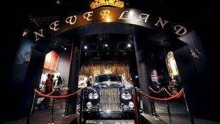 Michael's Vintage Rolls Royce