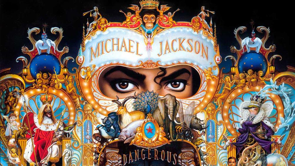 New Book About 'Dangerous' Album Artwork | Michael Jackson ... - photo#35