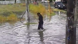 Moonwalking In The Flood