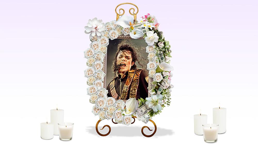 Michael's Again The Highest Paid Dead Celebrity