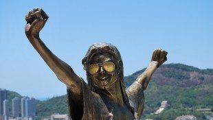 Michael's Lookout – Santa Marta Favela, Rio de Janeiro