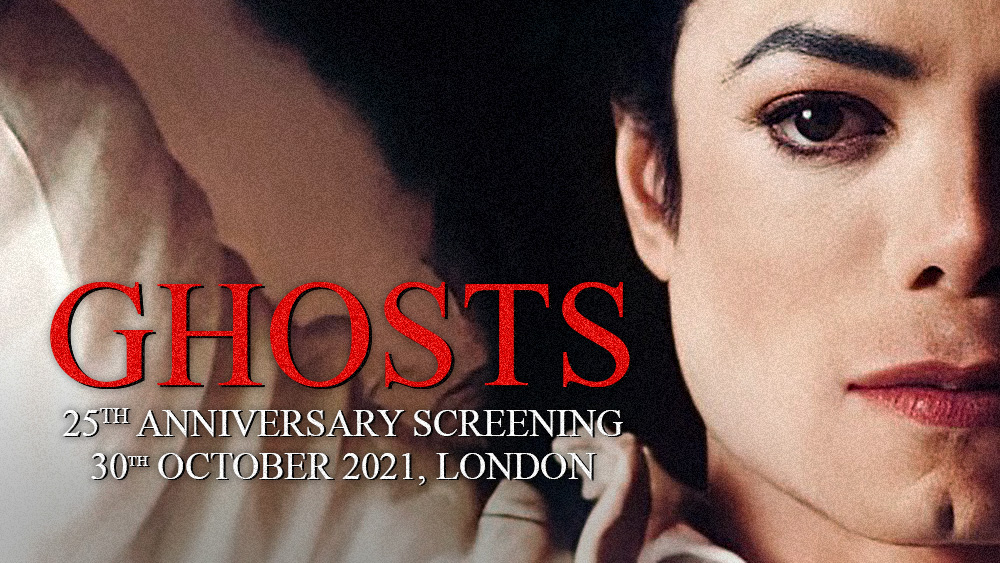25th Anniversary screening of GHOSTS
