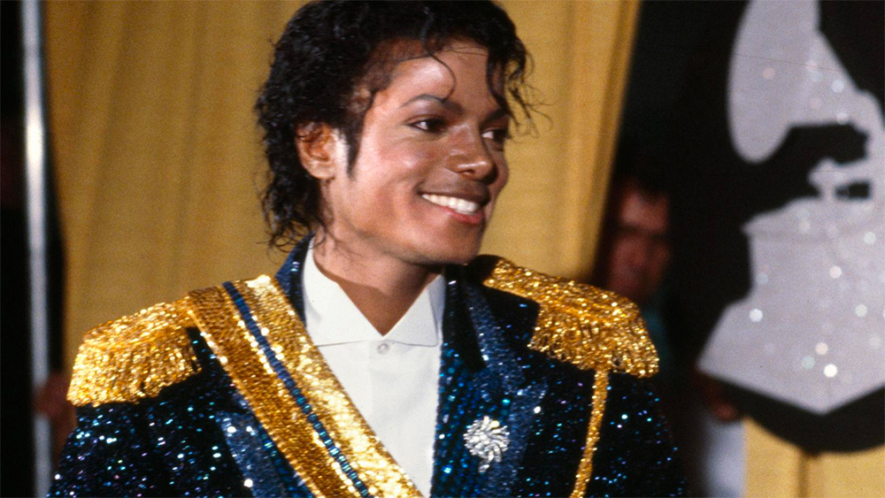Grammys Upload Michael Winning In 1984
