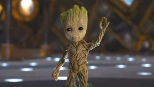 Groot Does The 'Thriller' Shuffle