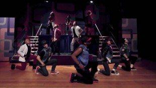 Fans Dance To 'Love Never Felt So Good'