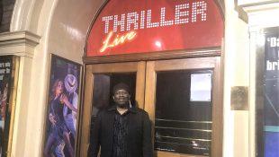 Bowlegged Lou Visits 'Thriller Live'