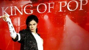 A New Wax Statue Of Michael Jackson In India
