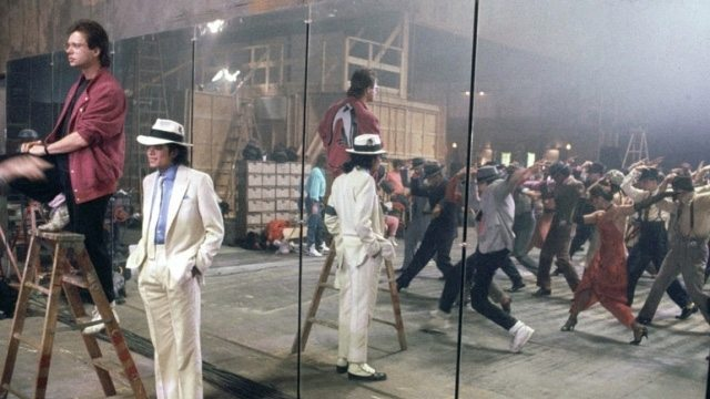 Making Of Moonwalker