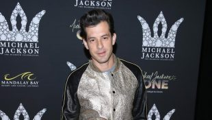 Mark Ronson Talks About Michael Jackson