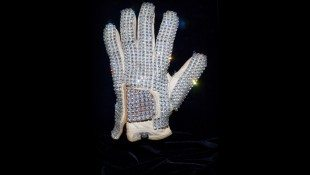 Michael's White Glove To Be Auctioned!