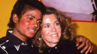Jane Fonda Recalls Memories Of Michael