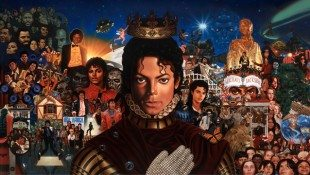 'MICHAEL' Art Best Cover