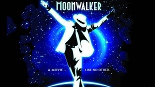 Michael's 'Moonwalker' At 25