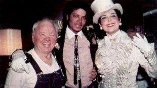 Michael's Friend Mickey Rooney Dies