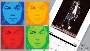 Official 2016 Michael Jackson Calendar