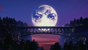 Behind The Scenes Of MJ's Halloween