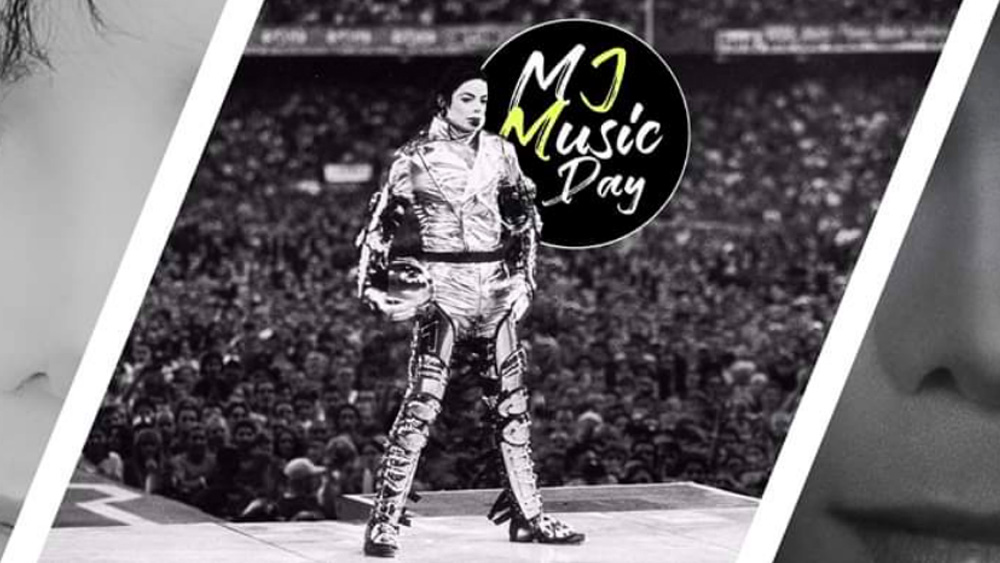 MJ Music Day In France