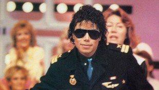 Michael's 1985 Australian Telethon Visit