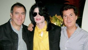 Simon Fuller Nearly Managed Michael