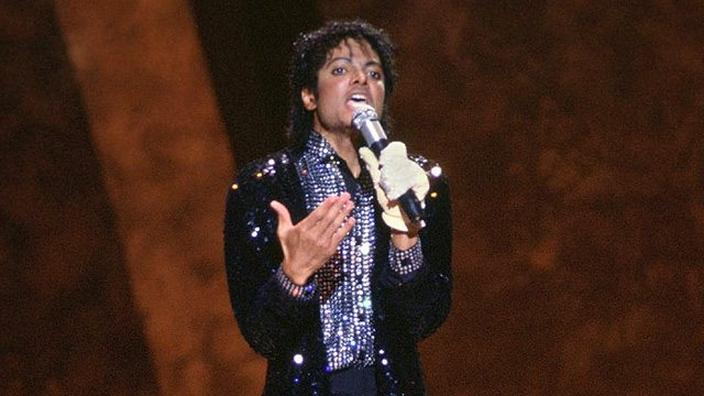 Billie Jean – Motown 25