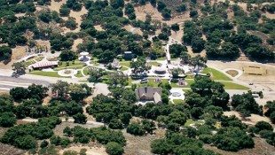 Neverland Ranch Is On Sale for $100 Million