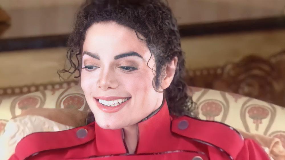 NTV Japan – Michael Laughing