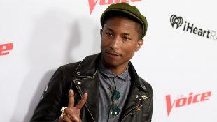 Pharrell Williams Wrote Songs For MJ