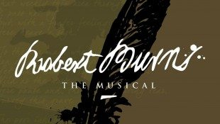 'Robert Burns The Musical' World Tour