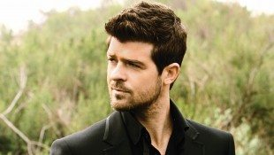 Robin Thicke Inspired By Michael