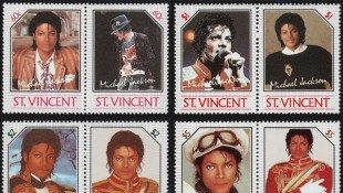 Michael To Be Featured On Stamps