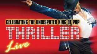 'Thriller Live' Latest Dates