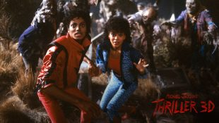 Thriller 3D Coming To IMAX