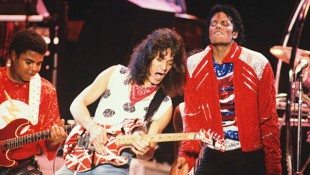 Eddie Van Halen Talks About 'Beat It'